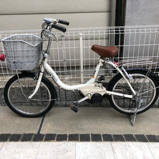 ヤマハPAS(電動自転車)  受け渡し完了しました