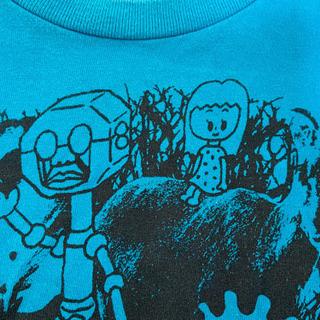 本秀康のイラストのTシャツ yonpo