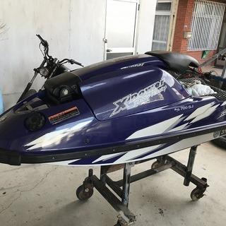 水上バイク マリンジェット sj700