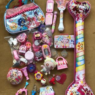 プリキュア おもちゃ 大量