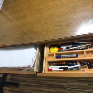 子供用勉強机 二台セット