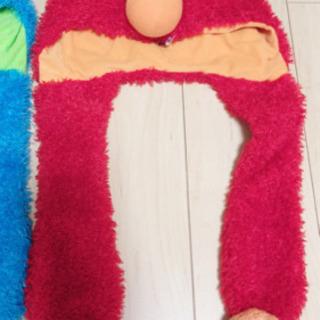 エルモ & クッキーモンスター