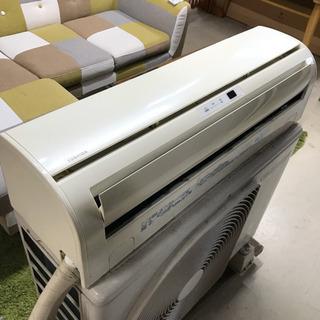 東芝 TOSHIBA セパレート  エアコン 2.8kw 約10畳用