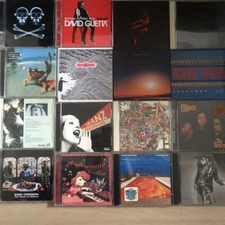 洋楽CD16枚