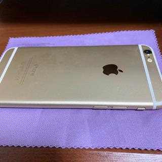 iPhone6 シャンパンゴールド