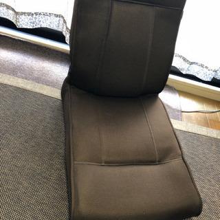 エクササイズの出来る座椅子