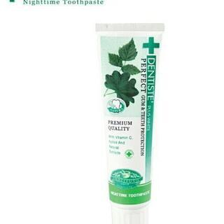 新品 未使用  DENTISTE 160g 口臭予防 歯磨き