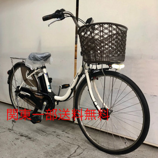 パナソニック ビビDX 26インチ 6.6ah 高年式 電動自転...