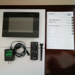 SONY デジタルフォトフレーム DPF-D720