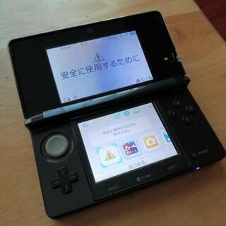 3DS  黒色