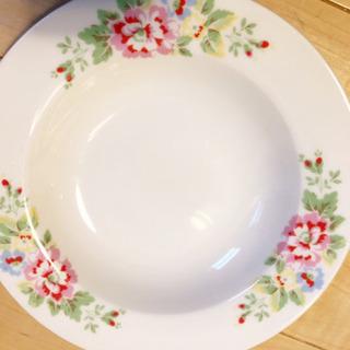 キャスキッドソン 花柄 お皿