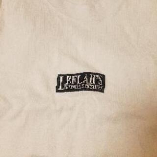 LEFLAH ボックスロゴTシャツ