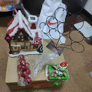 クリスマスグッズ2