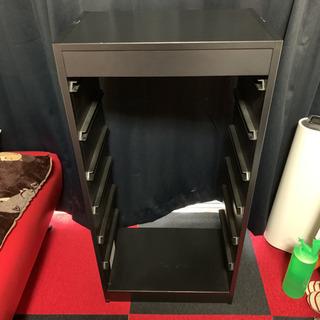 IKEA トロファスト 黒