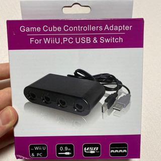 ゲームキューブコントローラー 接続タップ
