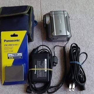 パナソニックVideoCamera SD-200