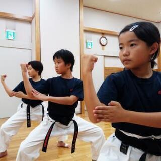 空手教室(熊本市南区)