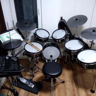電子ドラム(ローランドTD-30K-S)売ります!