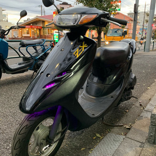 ZX風ライブディオ LED 不要車あれば送料無料 - 西東京市