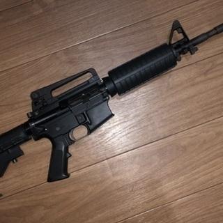 ksc M4A1カービン ガスブローバックライフル ガスブロ エ...