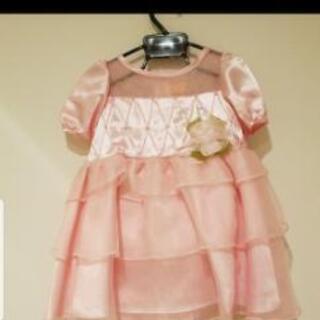 女の子用ドレス 80センチ