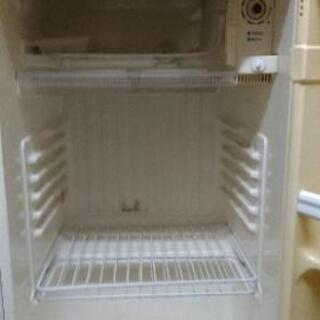 ジャンク品:東芝製冷蔵庫