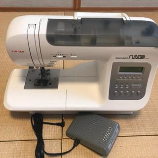 美品!コンピューターミシンSINGER SC-200 モナミヌウプラス
