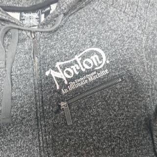 【新品】Norton メンズパーカー
