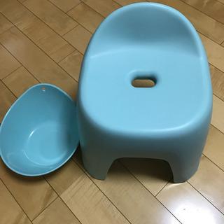 お洒落な風呂椅子&湯桶