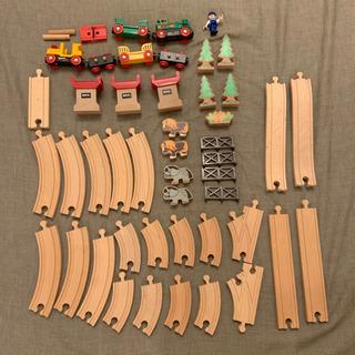 BRIO 木製レール