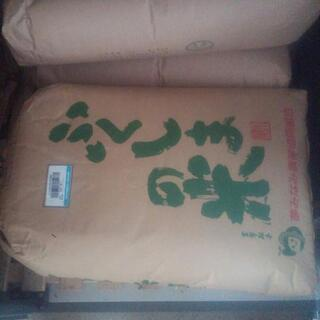 新米福島のお米2袋