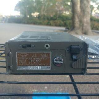 KENWOOD(ケンウッド)TR-50 ポータブル無線機1200MHz1W   - 家電