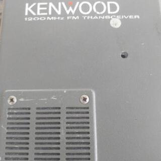 KENWOOD(ケンウッド)TR-50 ポータブル無線機1200MHz1W   − 宮崎県