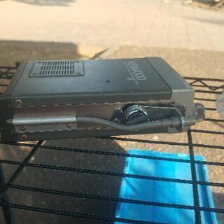 KENWOOD(ケンウッド)TR-50 ポータブル無線機1200MHz1W   - 売ります・あげます