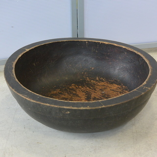 レトロ 木製 こね鉢 本場香川のうどん打ち 蕎麦打ち 手打ちうど...