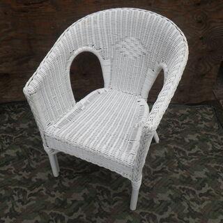 ■配達します。■ニトリ Nケレック ラタンチェア 籐製椅子