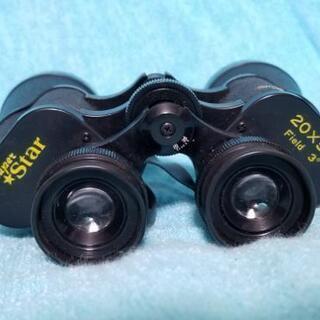 双眼鏡(ビュノキュラー)