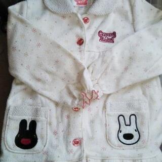 『値下げ 』女の子用冬パジャマ120