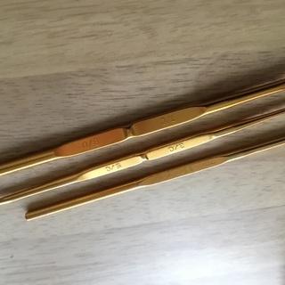 ☆大幅値下げ☆かぎ針3本セット