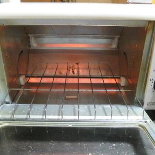 作動は確認「サンヨー860W」トースター