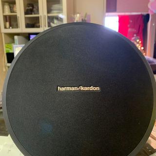 Bluetooth 非売品 harman/kardonスピーカー