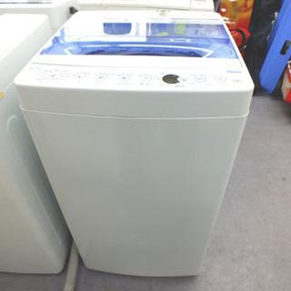 ハイアール 4.5Kg 2018年製洗濯機JW-C45CK…