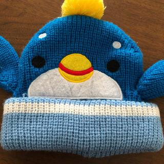 ペンギン帽子