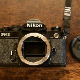 Nikon FM2 フィルムカメラ