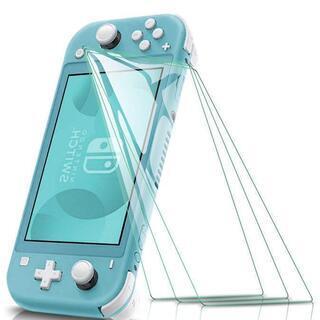 Nintendo Switch lite フィルム 3枚セット【...