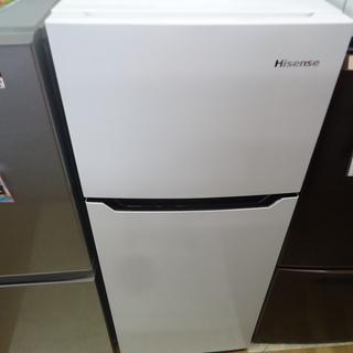 【引取限定】ハイセンス 冷蔵庫 HR-B1201 中古品 …