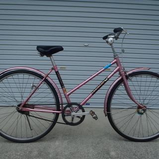 レトロ自転車 ブリヂストン カマキリG