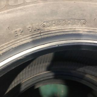 冬タイヤ 15インチ 14年製ブリジストンアイスパートナー4本セ...