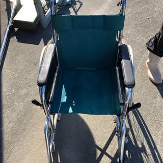 ステンレス製 車椅子