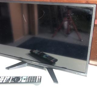 ORION 液晶テレビ24インチ 画面にキズあります